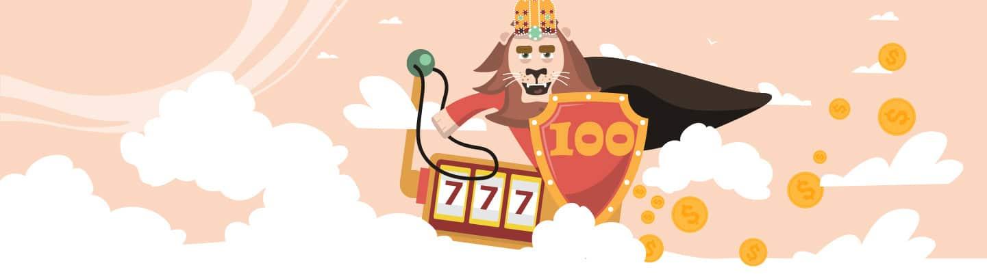 Казино игри 100 линии безплатно — Слотове със 100 линии