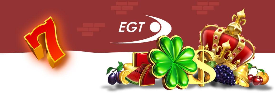 EGT — Научи повече за казино игрите на този разработчик