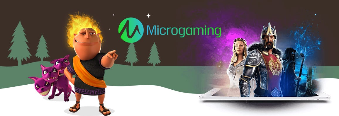 Microgaming — Топ казино игри и факти за този разработчик