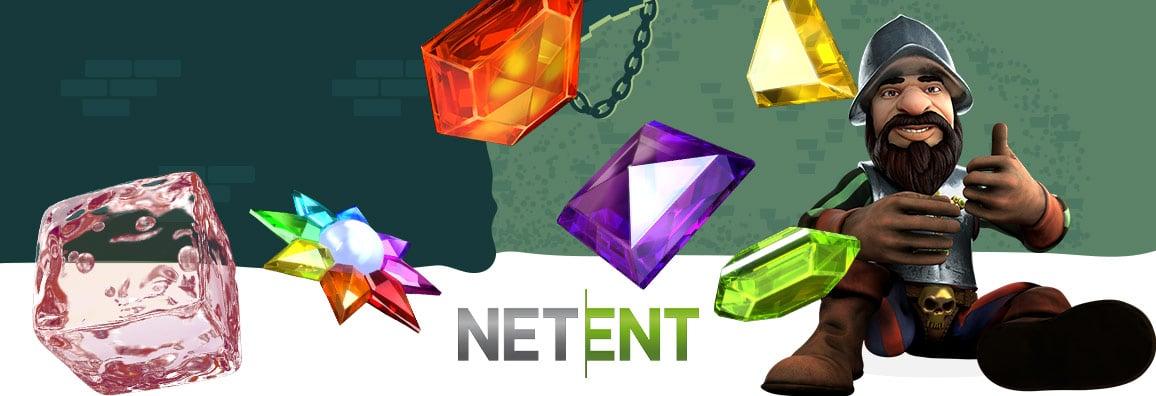 NetEnt — Лидер в производството на онлайн казино игри