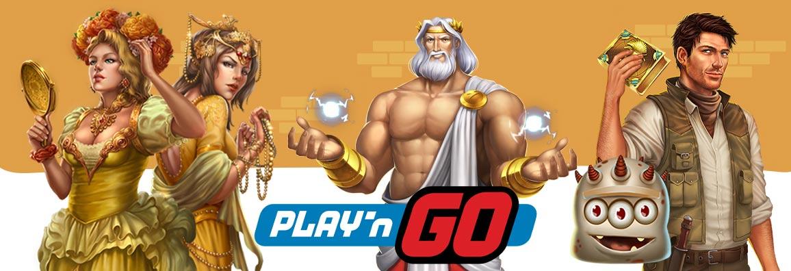 Play'N Go — Какво трябва да знаеш за казино разработчика