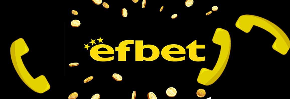 Efbet контакти — Най-добрите начини за контакт с Efbet