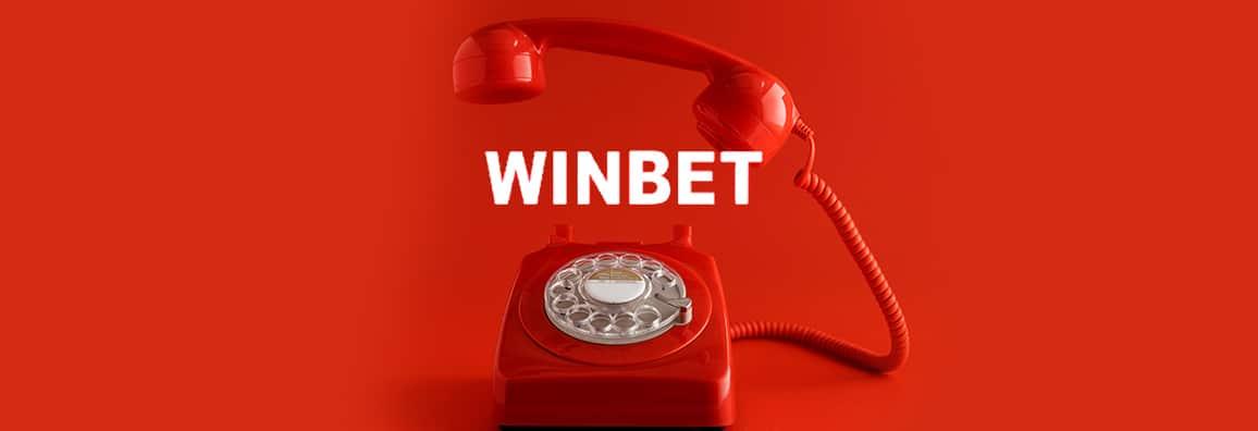 Winbet контакти — Как да влезеш в контакт с Уинбет