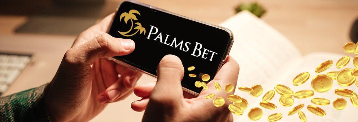 PalmsBet Mobile — Има ли мобилна версия на Палмс Бет?