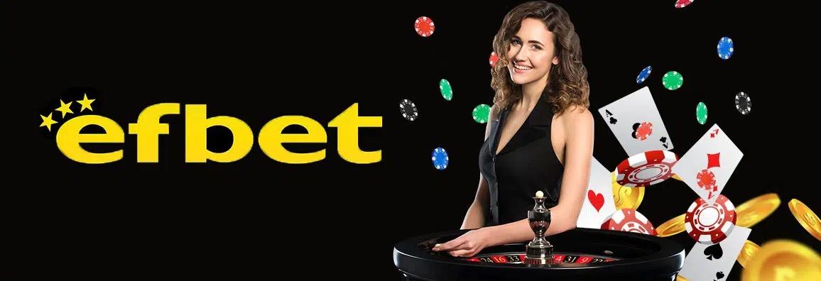 Живо казино Efbet — Научи всичко за Ефбет живо казино