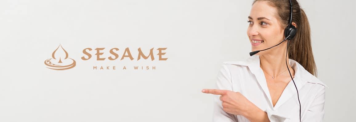 Сезам контакти — Как да се свържем със Sesame support?