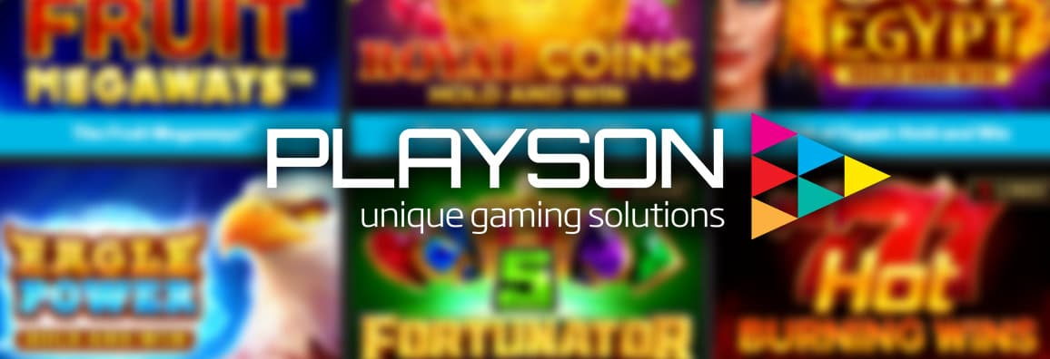Playson — Онлайн казино игри на разработчика Playson