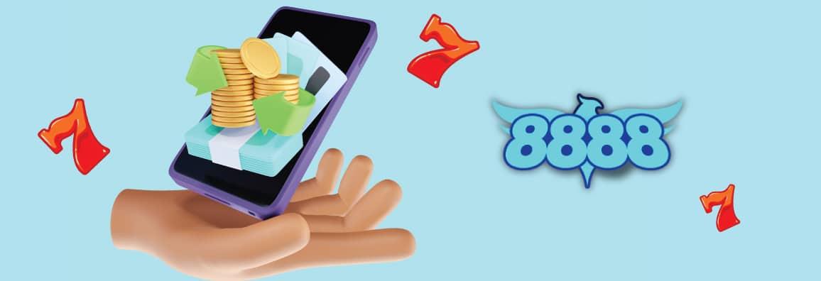 Теглене от 8888 бг — Как се извършва 8888 теглене?