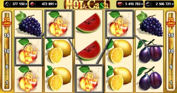hot & cash - Winbet Happy Hour Казино